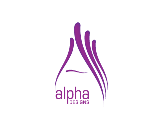 Alpha Designs Logo - 2nd Version