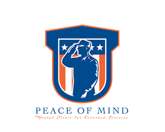 Peace of Mind Clinic for Returned Servicemen Logo