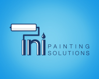 TNI Painting Solutions Logo