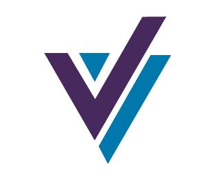 logopond logo brand amp identity inspiration vertex icon