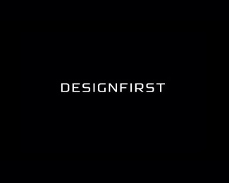 designfirst (black version)