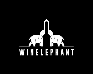 Winelephant Logo