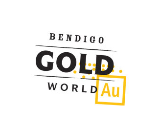bendigo gold world logo