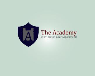 Logopond logo brand identity inspiration academy for Apartment logo inspiration