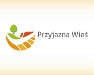logopond logo brand identity inspiration friendly village 2