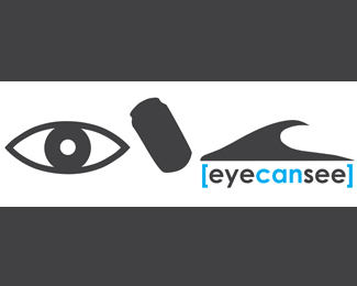 Eye Can See Corporate Identity
