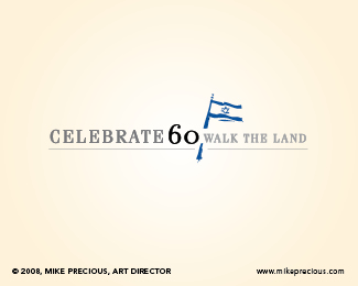 Celebrate 60, Walk the Land