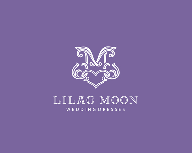 Lilac Moon -wedding dresses