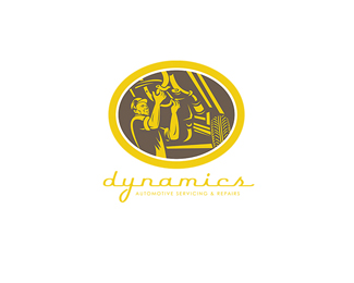 Dynamics Automotive Servicing and Repairs Logo