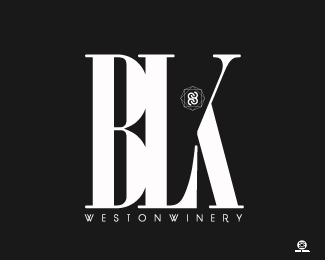 Weston Winery BLK Logo
