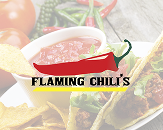 Flaming Chilis