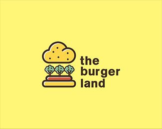 the burger land
