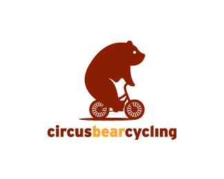 Circus Bear Cycling