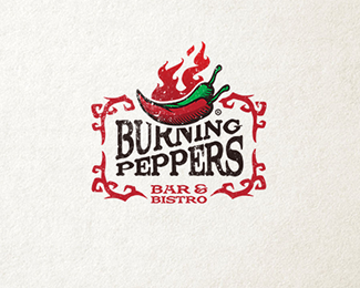 Burning Peppers