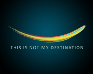 this is not my destination