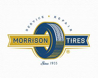 Logo design inspiration 2 - roktiv - Morrison Tires