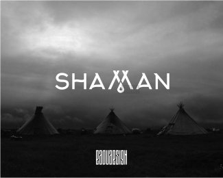 shaman by Edoudesign ©