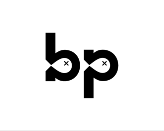 BP : Logo Redesign (White)