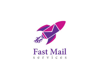 Fast Mail Services Logo
