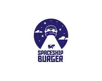 SPACESHIP BURGER