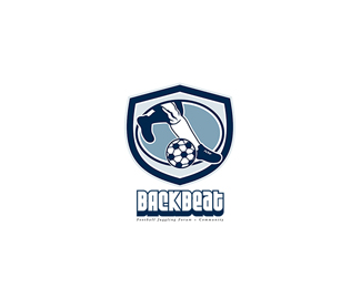 Backbeat Football Community Forum Logo