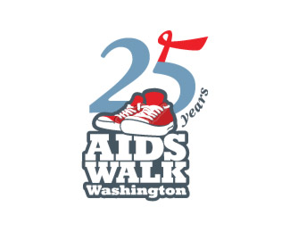 AIDS Walk 25 years