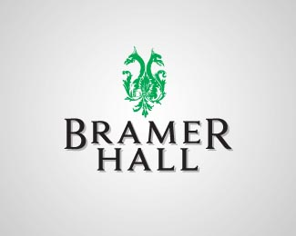Bramer Hall logo