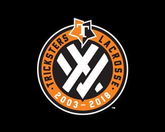Tricksters 15th Anniversary Logo