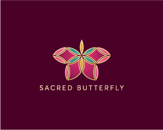 Sacred Butterfly