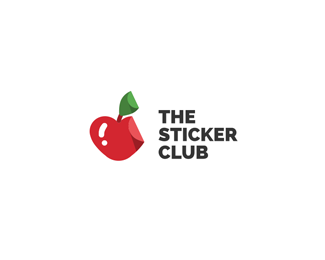 The Sticker Club logo proposal 2