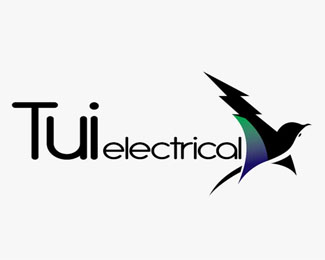 Tuielectrical Logo design