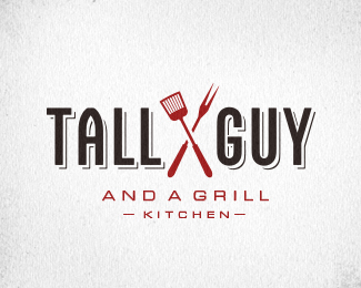 Tall Guy and a Grill (kitchen)