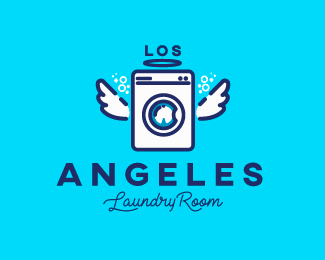 LOS ANGELES LAUNDRY ROOM