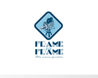 Frame by Frame Film Camera Specialists Logo