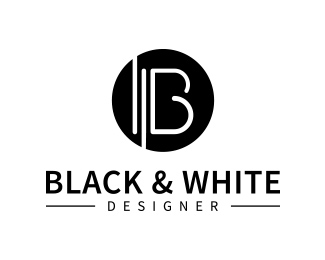 Black And White Designer