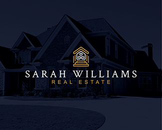 Sarah Williams Logo Template