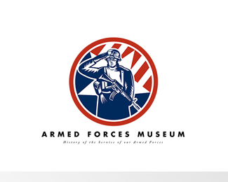 Armed Forces Museum Logo
