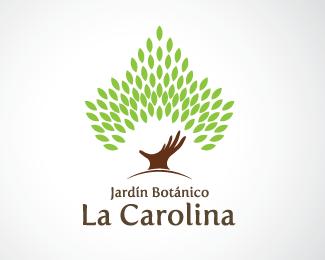 Logopond logo brand identity inspiration jard n for Logos de jardines