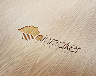 Rainmaker logo project
