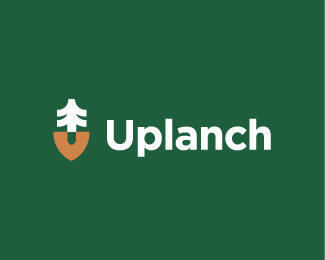 Uplanch Logo Design
