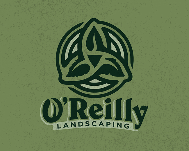 O'Reilly Landscaping Logo