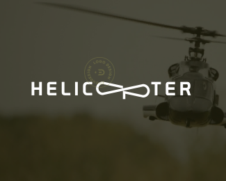 Helicopter by ©Edoudesign 2018