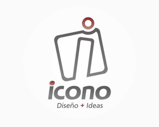 Logo Icono Design + Ideas
