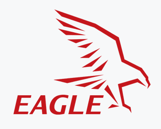 Red Eagle Logos for Sale