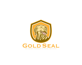 Gold Seal Canine Nutrition Logo