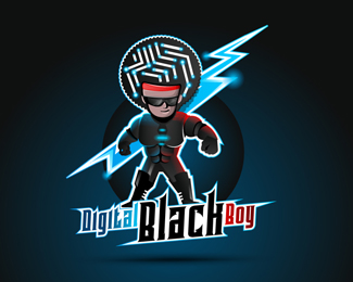 Digital Black Guy