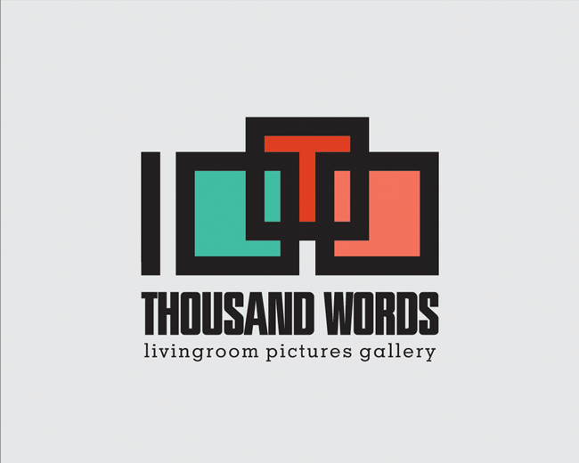 thousand words gallery. Sketch 2