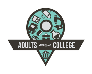 Adults Belong in College