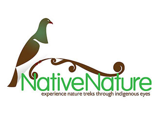Native Nature Logo design