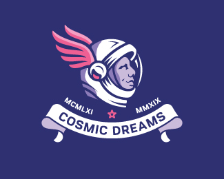 Cosmic dreams commemoration